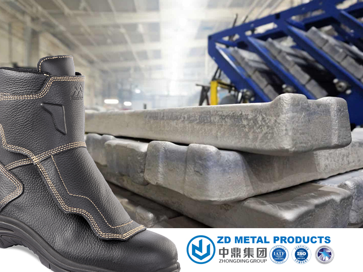 ZD Metals Safety Footwear Solution: One American Firms Quest for a Better Boot