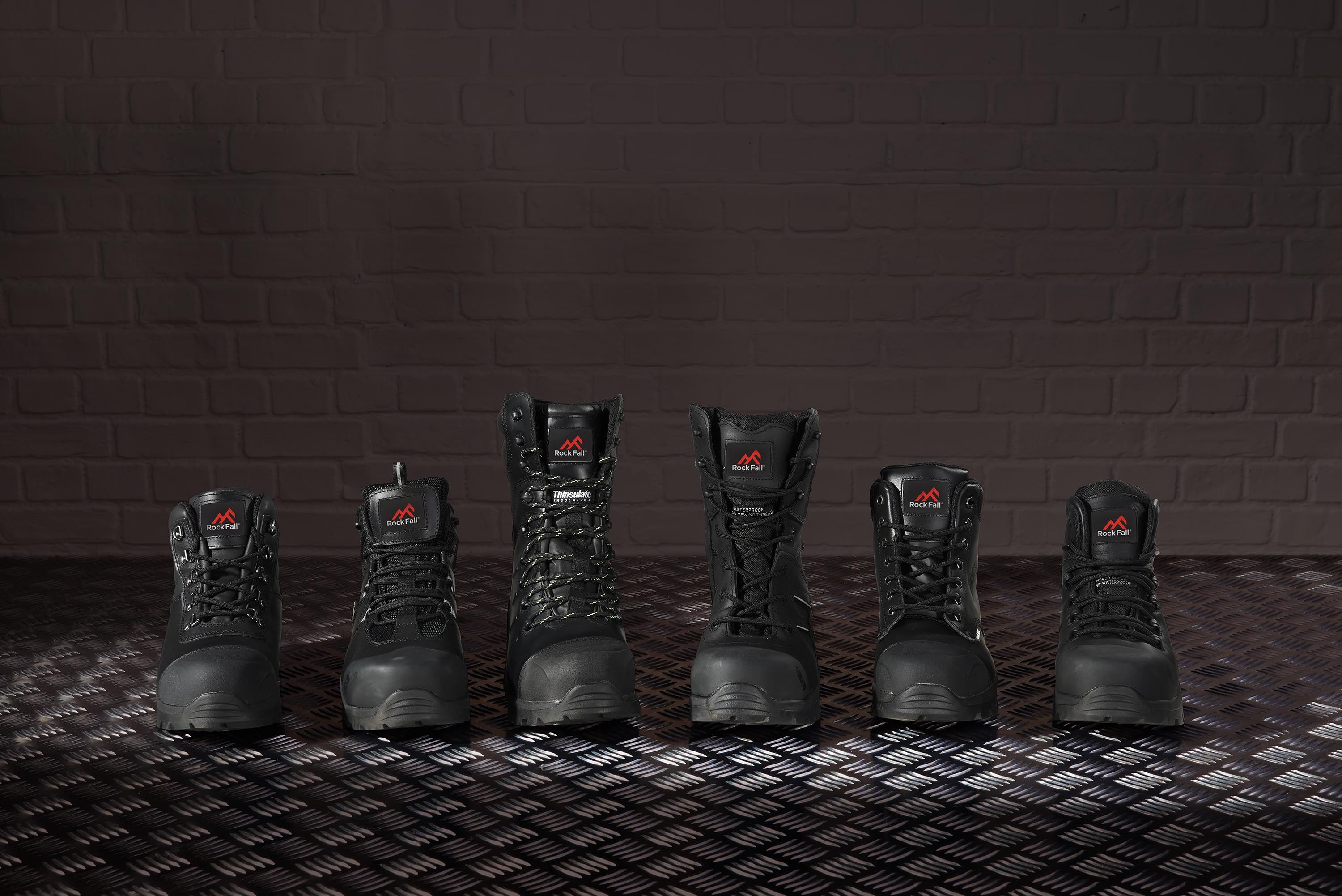 2019 sees major strides forward for Rock Fall Safety Boots