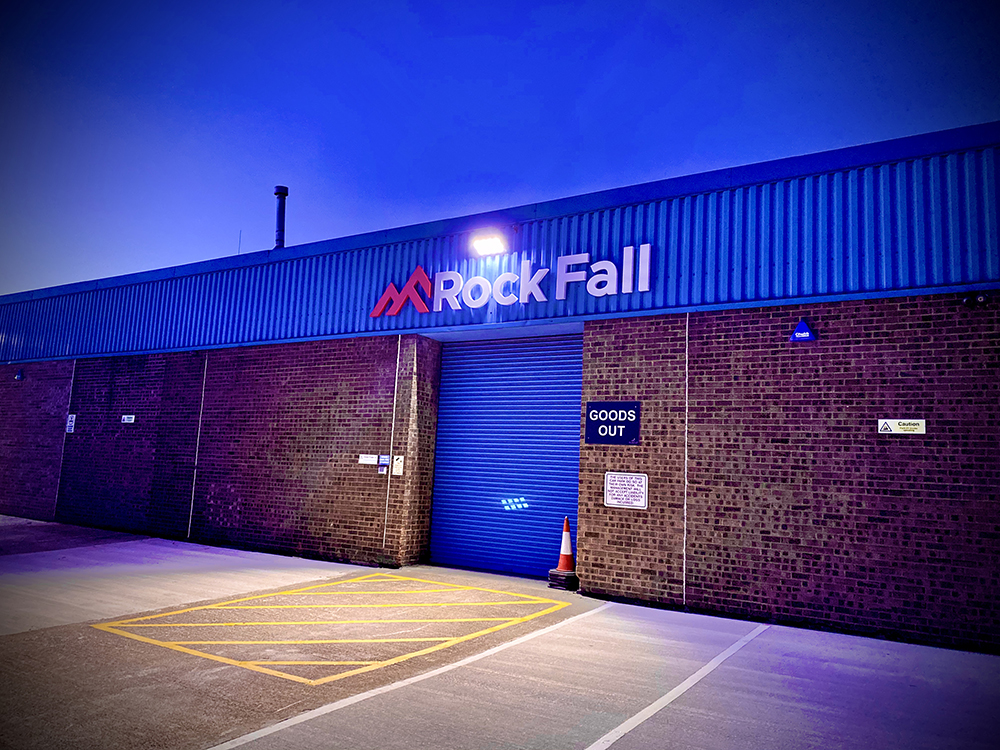 Rock Fall Welcome New Purchasing Manager to support Worldwide Sourcing and enable further growth