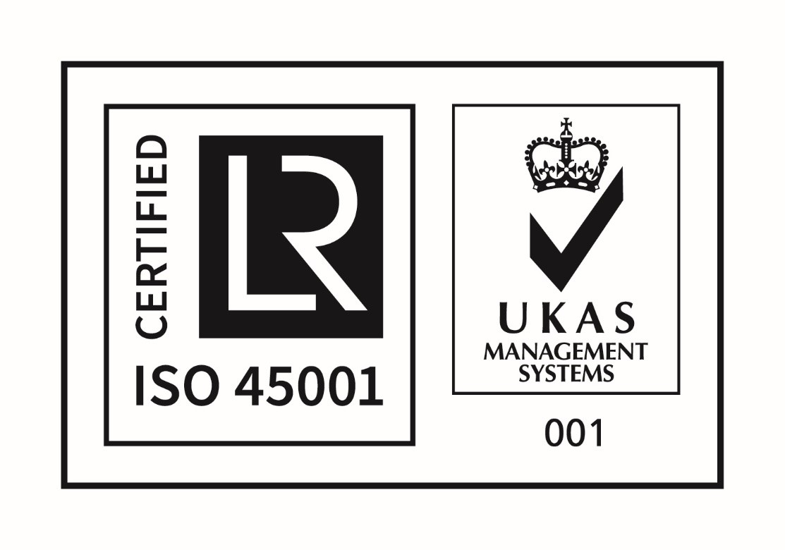 Rock Fall pleased to announce re-accreditation to ISO 45001 by the Lloyds Register, with exceptional COVID-19 Controls performance