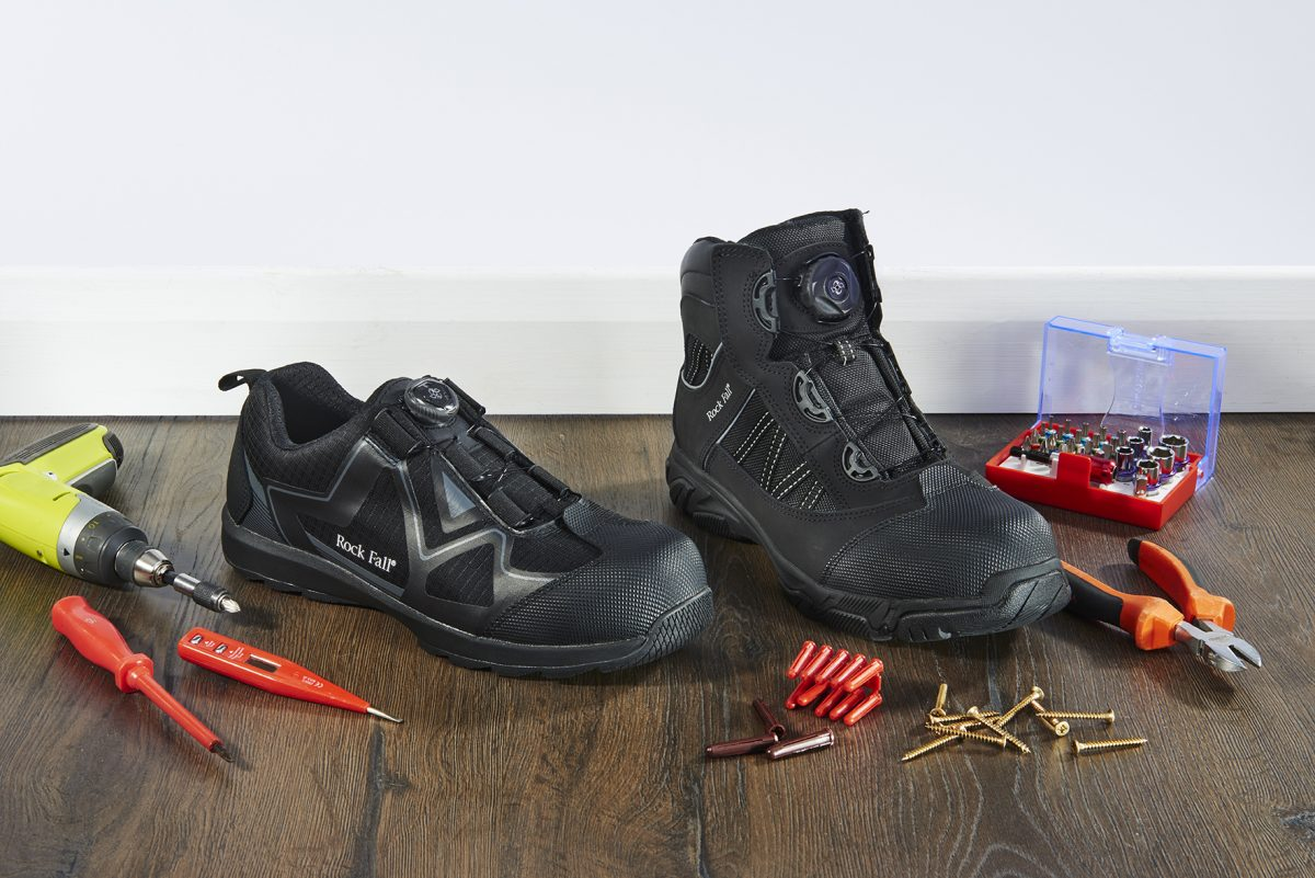 Rock Fall take a leap to develop the first Electrical Safety Trainers available in Europe