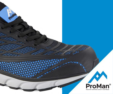 PM4010 Boston New Lightweight Safety Trainer Now in Stock