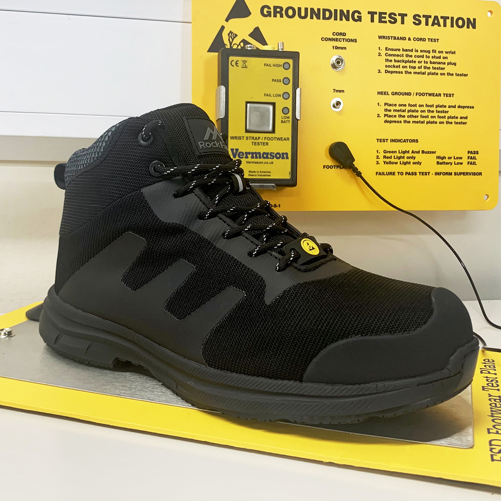 Jargon Buster: What is ESD Footwear?