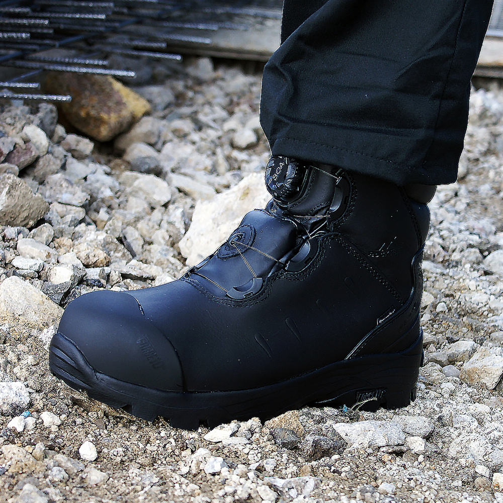 Boot Camp: Metatarsal Impact Protection